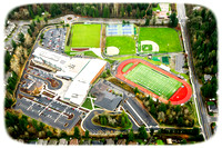 Woodinville High School | Aerial View